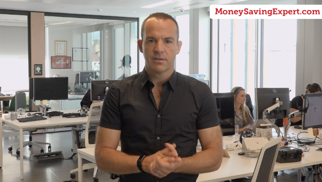 crypto scammers used images of Martin Lewis to lure victims